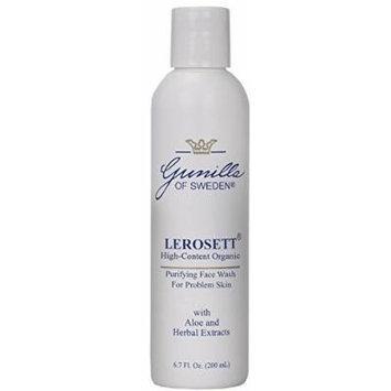 Lerosett Purifying Acne Face Wash 6.7oz