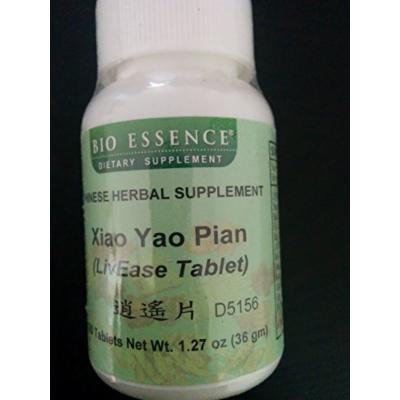 Xiao Yao Pian (Livease Tablet)120 Tablets Net Wt 1.27 Oz (36 Gm) Take 5-7 Tablets Each Time, 2-3 Times a Day