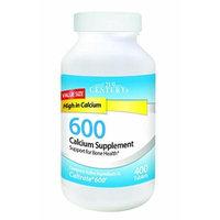 21st Century 600 mg Calcium Supplement, 400 Count