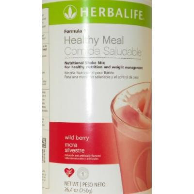 Formula One Nutritional Shake Mix Canister - Wild Berry Flavor