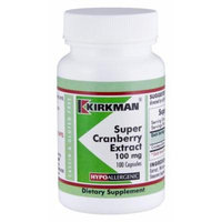 Super Cranberry Extractª 100 mg Capsules - Hypo