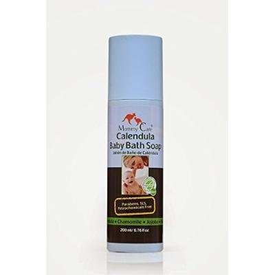 Mommy Care Calendula Baby Soap , Organic Baby Soap Baby Bath Soap