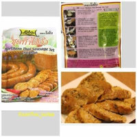 Lobo Northern Thai Sausage Set (Sai Oua). The Oldest Recipes 60g