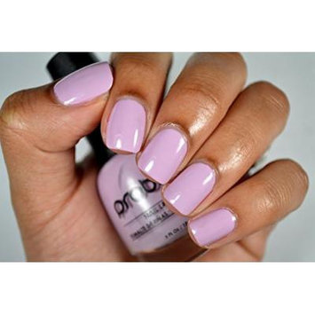 Probelle Nail Lacquer .5 Fl Oz (Cautious Lilac (Light Purple Cream))