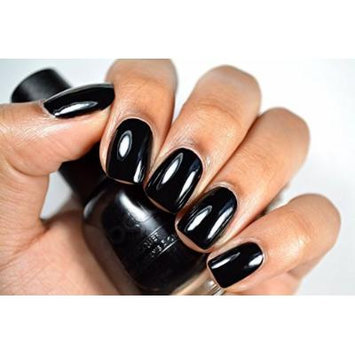 Probelle Nail Lacquer .5 Fl Oz (Dark Night (Black Cream))