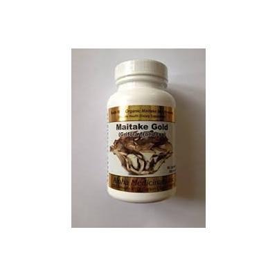 Aloha Medicinals Maitake Gold (Grifola Frondosa) 500mg 270 Capsules