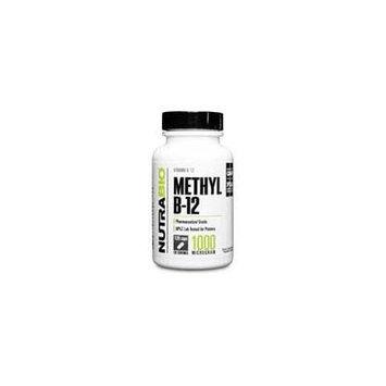 Nutrabio Methyl B-12 120 V- Caps