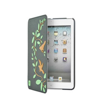 Monoprice Paz Low-relief Cover for iPad mini™ - Gray