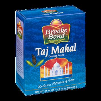Brooke Bond Taj Mahal Orange Pekoe Tea