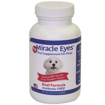 Gimborn Miracle Eyes Oral Dog Supplement Beef