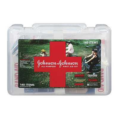 Johnson's All Purpose First Aid Kit