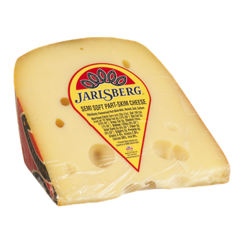 Jarlsberg Semi Soft Part-Skim Cheese Wheel