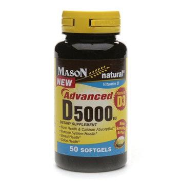 Mason Natural Vitamin D3 1000 IU Plus