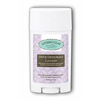 Living Clay Detox Deodorant Lavender
