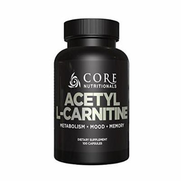 Core Nutritionals - Acetyl-L-Carnitine Dietary Supplement