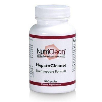 NutriClean HepatoCleanse - 30 Servings (Liver support Formula)