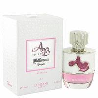 Ab Spirit Millionaire Premium for Women by Lomani Eau De Parfum Spray 3.3 oz