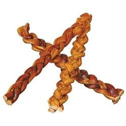 Redbarn Pet Products Inc. Redbarn Braided Bully Stick Dog Chew 12 in