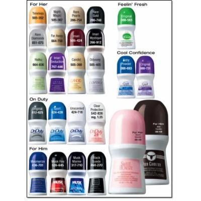 Candid Roll-On 10 Pack