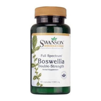 Full Spectrum Boswellia Double Strength 800 mg120 Caps (60X2)