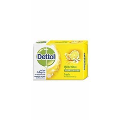 Dettol, Anti-Bacterial Soap, Fresh, 70 g x 4