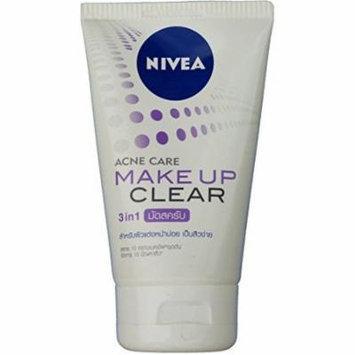 NIVEA Visage White Scrub Foam Extra Cell Repair