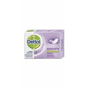 Dettol, Anti-Bacterial Soap, Sensitive, 70 g x 4