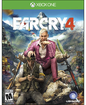 Ubisoft Xbox One - Farcry 4 Limited Edition