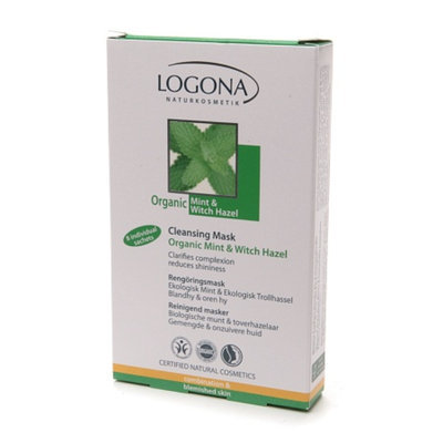 Logona Cleansing Mask