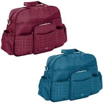Lug Tuk Tuk Carry All Diaper Bag Cranberry Red