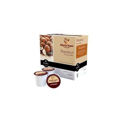 Keurig K-Cups,Gloria Jean's Hazelnut Coffee, 18 ct(Case of 2)