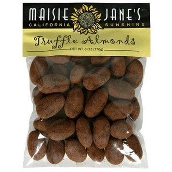 Maisie Janes Almonds Maisie Janes Maisie Janes Chocolate Coated Almonds Truffle 6 Oz