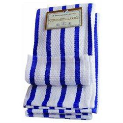 Ka & F Group Llc Ka amp; F Group Llc 02623Rb Dish Cloth Royal Blue S/2 Pack Of 6