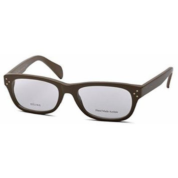 Celine 41323 Eyeglasses-0SLO Khaki -50mm