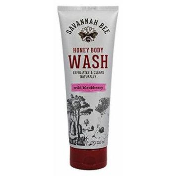 Savannah Bee Honey Body Wash (wild blackberry)