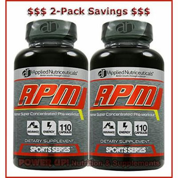 *2-PACK* Applied Nutriceuticals RPM (110 capsules)