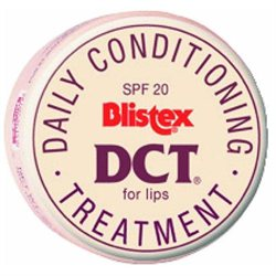 Blistex DCT Daily Conditioning Treatment, SPF 20