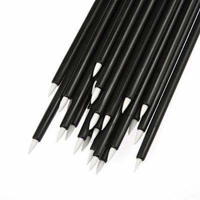 KINGLAKE®100PCS Disposable Eyeliner Makeup Brush Applicator Cosmetic Eye Wands