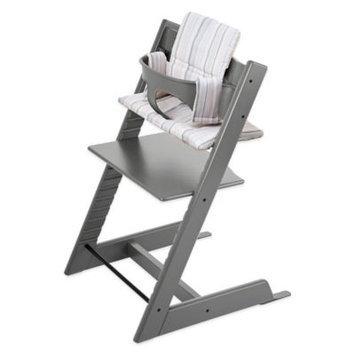Stokke Tripp Trapp High Chair Complete Bundle in Grey