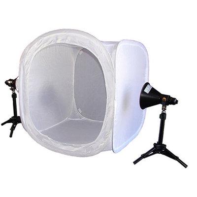 Lumiere L.A. Lumiere L60229 Portable Photo Studio Cube - 24