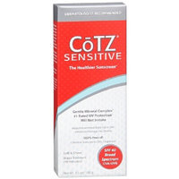 CoTZ Sensitive Sunscreen