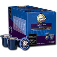 Emeril Big Easy Bold Coffee For Keurig K-Cup Brewing Systems 18 Count