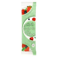Kettle Valley Certified Organic Real Fruit Snack, Berry Blend, 0.7-Ounce Bars (Pack of 30)