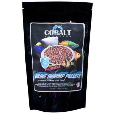 Royal Pet Products Cobalt Brine Shrimp Pellet Fish Food 11oz