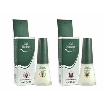 Quimica Alemana Nail Hardener 0.47 Fl Oz Pack of 2