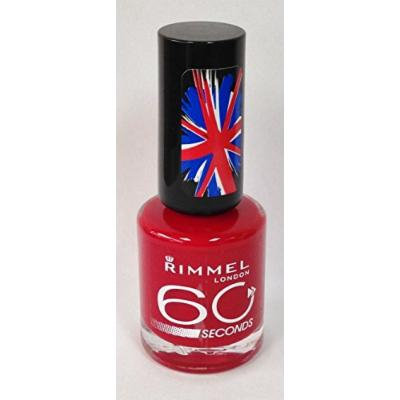 Rimmel 60 Seconds Nail Polish - Stand To Attention #610