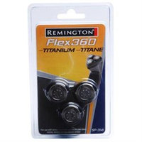 Remington Flex 360 Replacement Heads and Cutters, SP