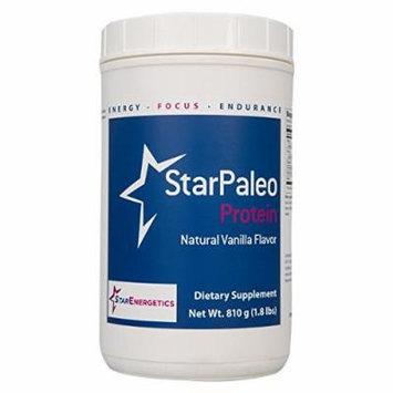 Paleo Protein Shake Mix - 27grams of Protein per Serving - 30 Servings, Non GMO, Gluten Free, HydroBEEF (Vanilla)