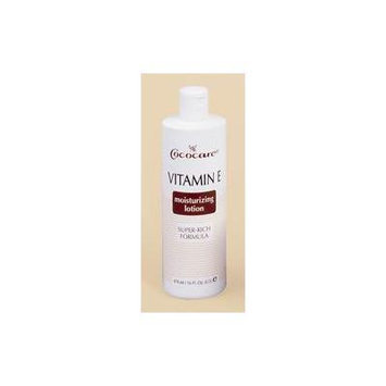 Vitamin E Super Rich Formula Moisturzing Lotion 16oz