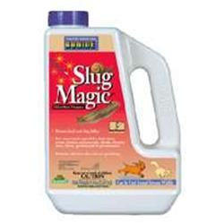 Bonide Products Slug Magic Pellets 3 Pounds - 905